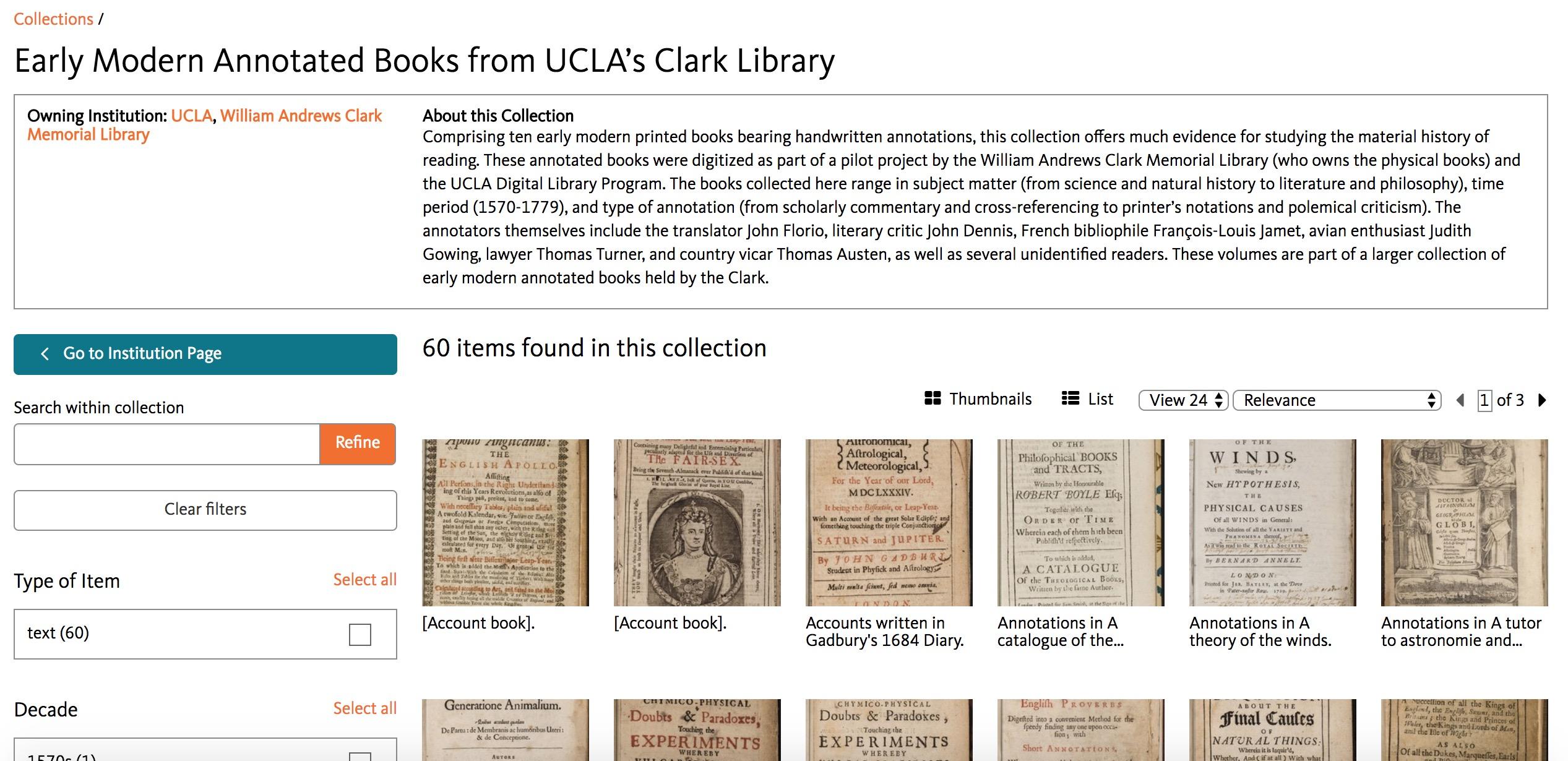 Bookwheel Blog | Archaeology of Reading