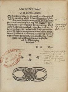 Paracelsus, Baderbuchlin (1562) D3r