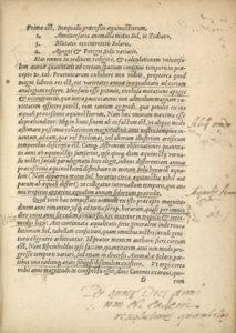 Paulus Crusius, Doctrina revolutionum Solis, D1r